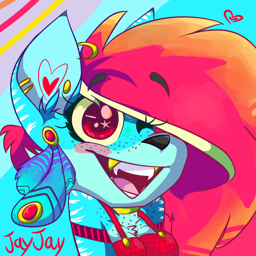 JayJay (Vivziepop Fanart) By FlaminSnowflake On DeviantArt