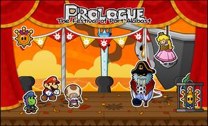 The Festival of Port Alabast