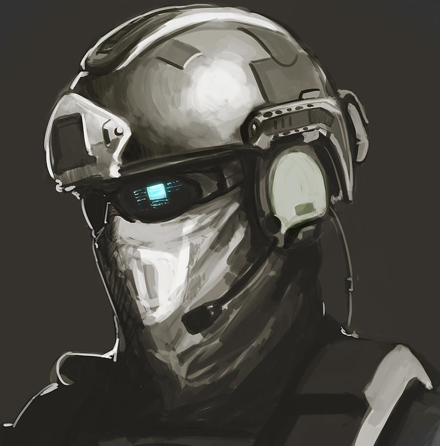 ghost recon future soldier by MACCOLA on DeviantArt