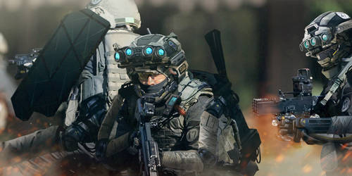 spec ops 2045 (2) by MACCOLA