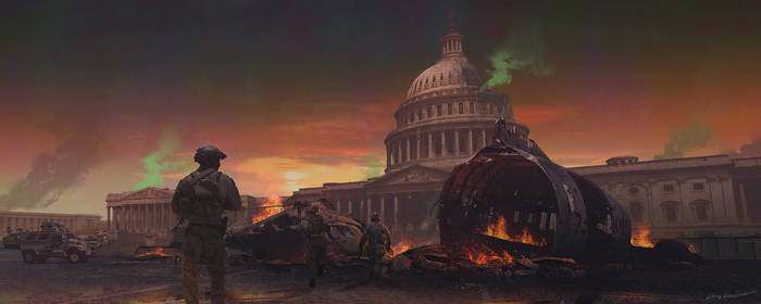modern apocalypse (2) by MACCOLA