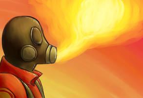 Firebreather by RainbowBruises