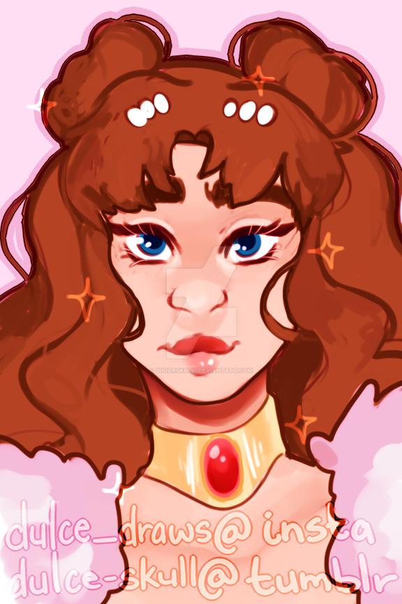 Moon Princess Andromeda by Sugarskulli