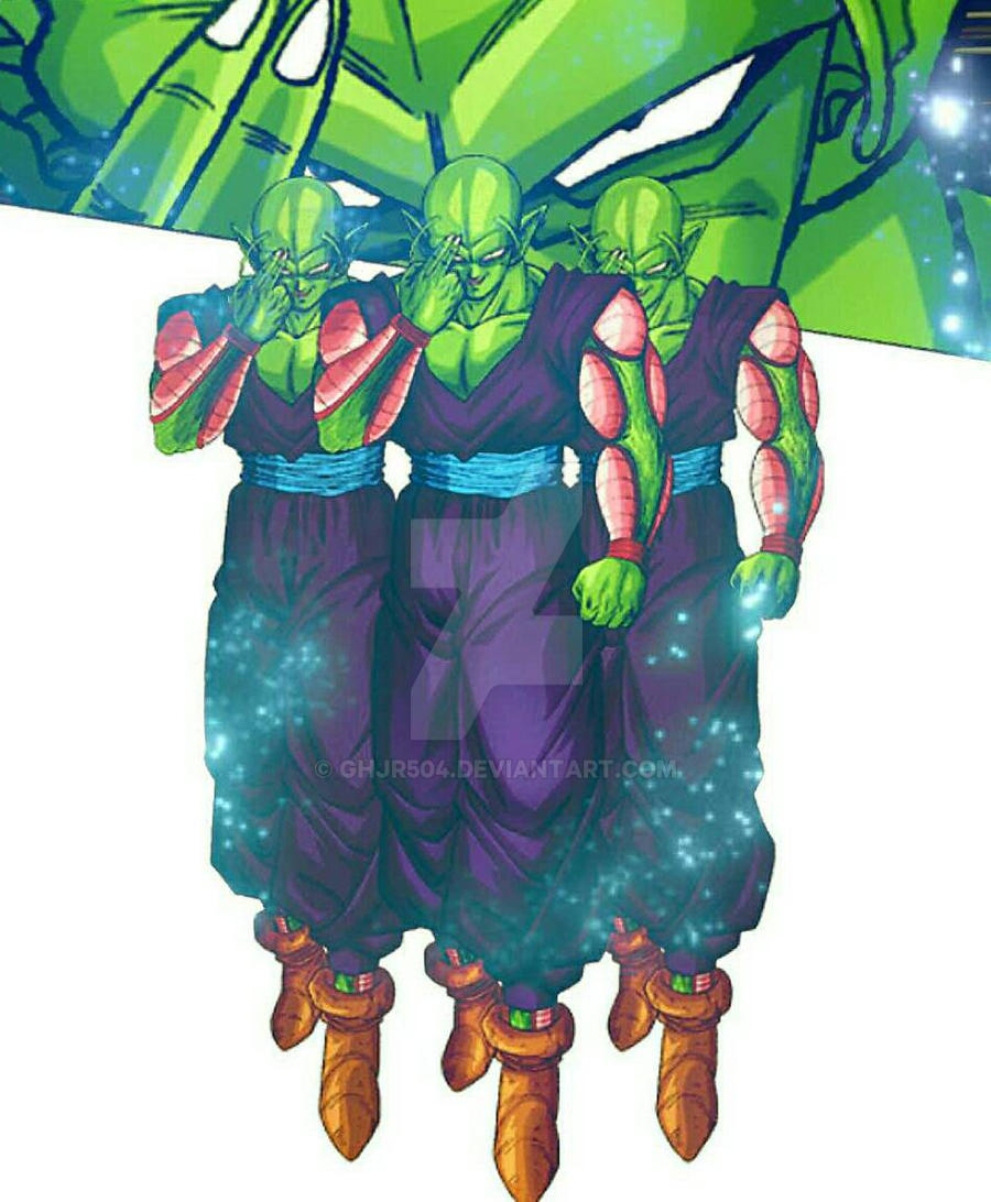 Piccolo Dbs By Ghjr504