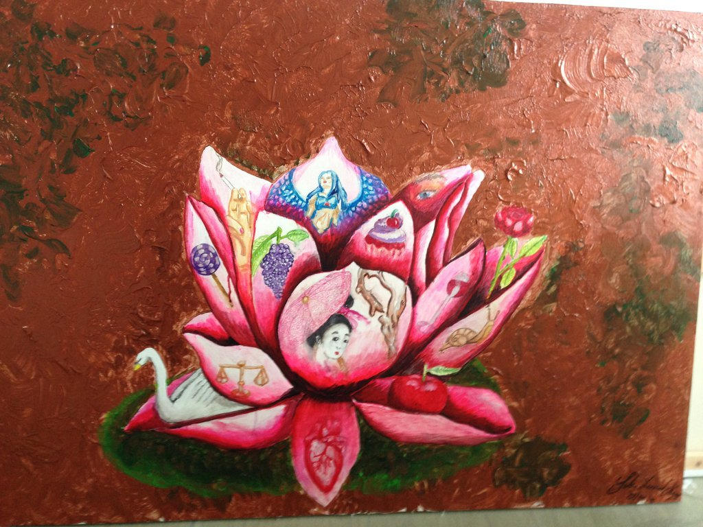 Lotus flowers bloom in mud by chateletish on deviantart lotus flowers bloom in mud by chateletish izmirmasajfo