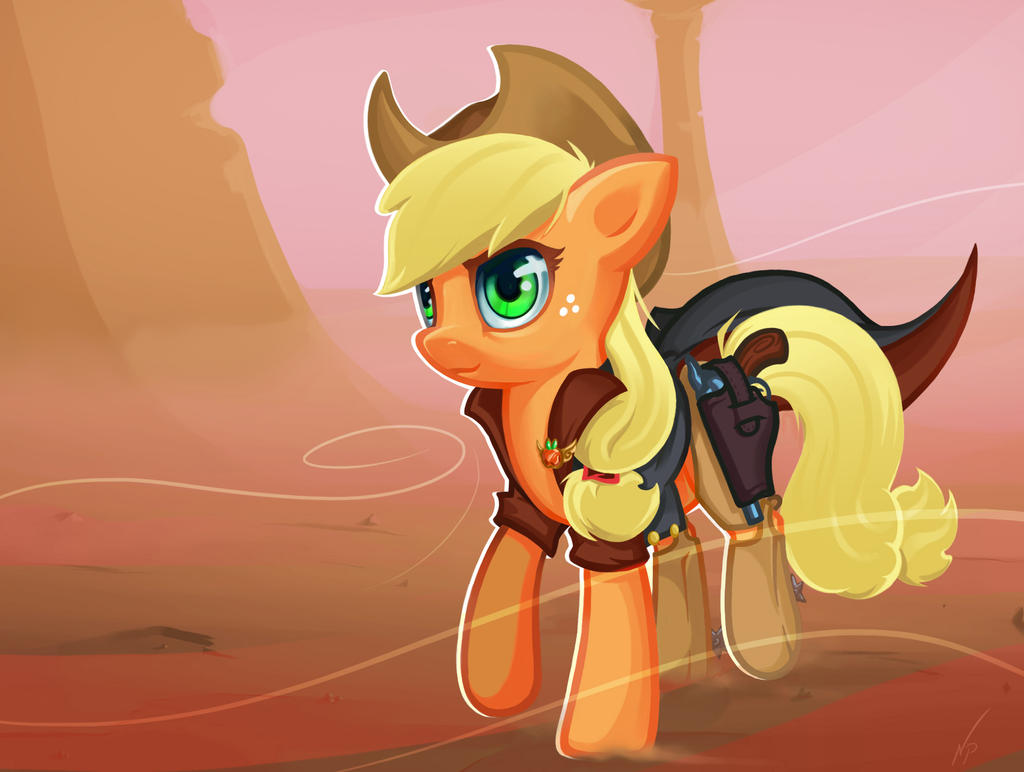 Those Appleoosa Winds by I-am-knot