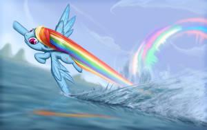 Splashing Around by I-am-knot