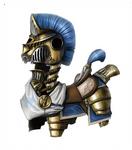 Item Redesign: Royal Guard Armor