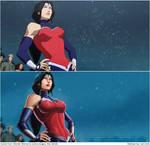 Screen Repaint: Wonder Woman