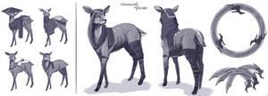 Female Deer Friend