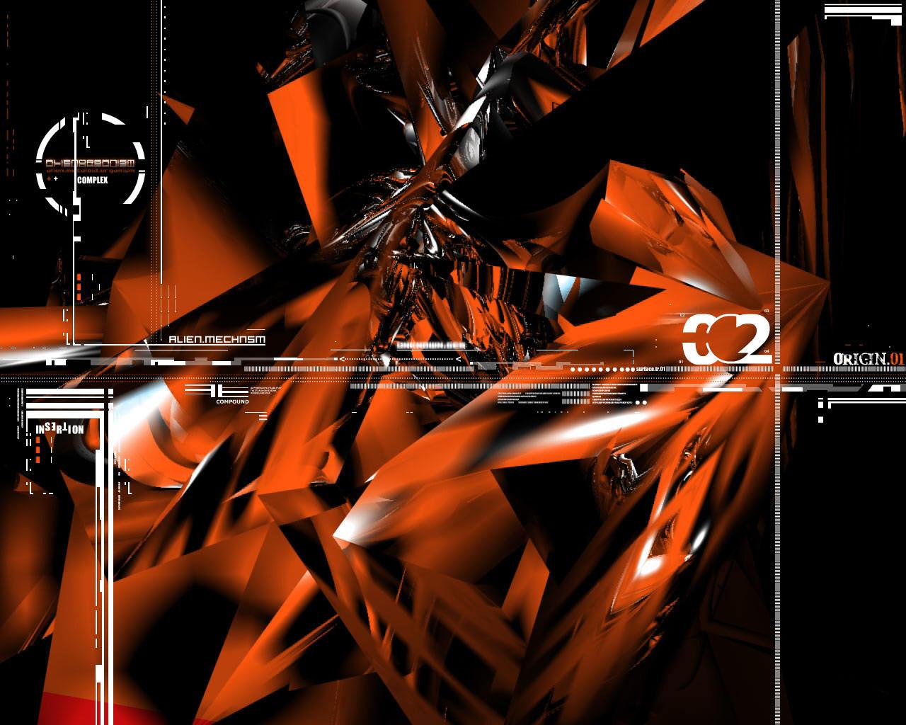 AlienOrgansm Mechnsm V2 by technics