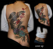 Phoenix Cover up by ktdragon740