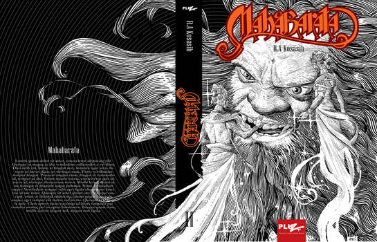 mahabarata - book II cover