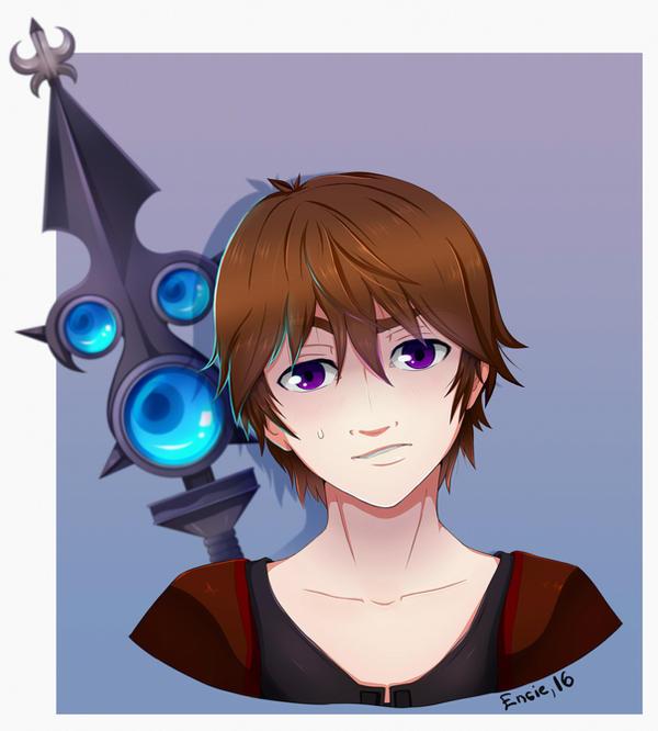 Guild Wars2 - TadeoKun by EngieBR