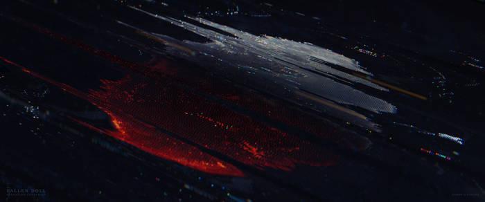 Yuggoth in Pixels