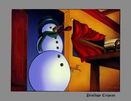 L'hiver by smileofaP-chan