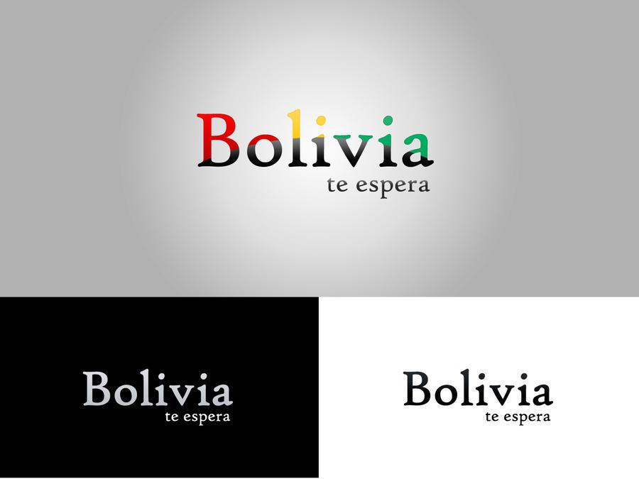 Logo Bolivia te espera by fenixzin