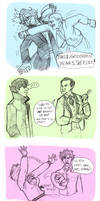 Welcome back mr. Holmes!