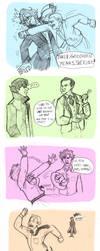 Welcome back mr. Holmes! by julitka