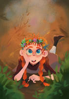 Anne of Green Gables 3 by julitka