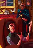 Sherlock Holmes by julitka