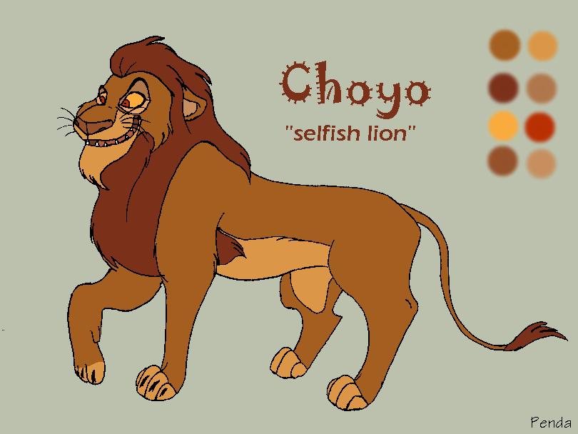 Choyo Character Sheet by Penda321 on DeviantArt