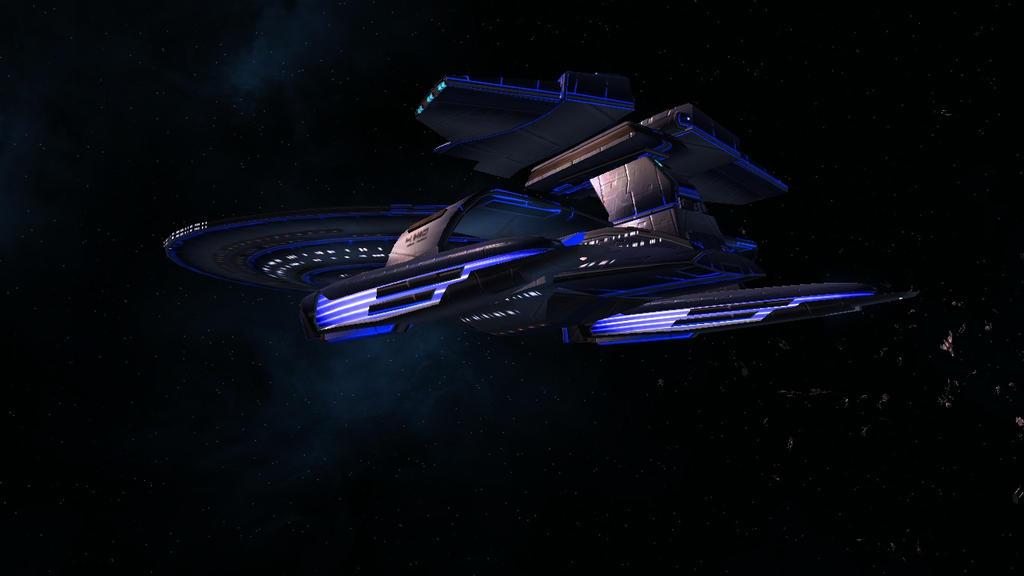 Husky Nebula 2 by bismark236