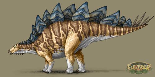 Stegosaurus Male Arid