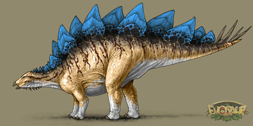Stegosaurus Female Aird