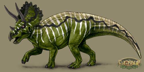 Ceratopsian Male Standard
