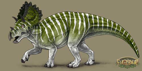 Ceratopsian Female Standard