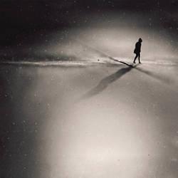 It Was A Snowy Night by MartinStranka