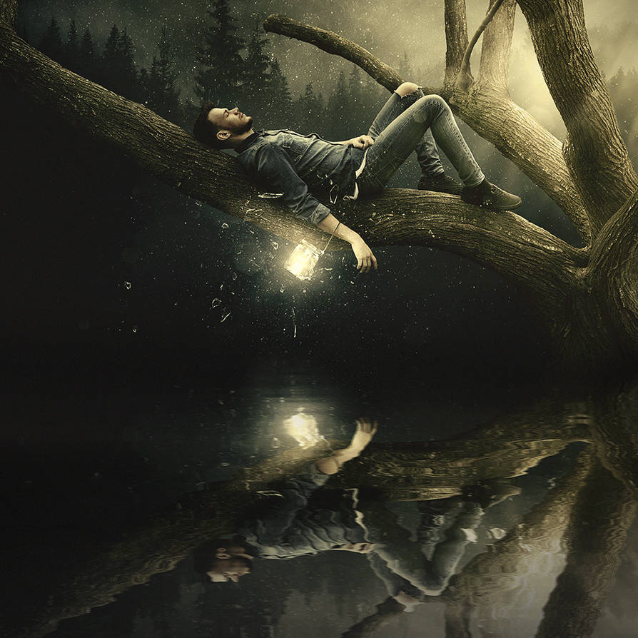 When Light Falls Asleep by MartinStranka
