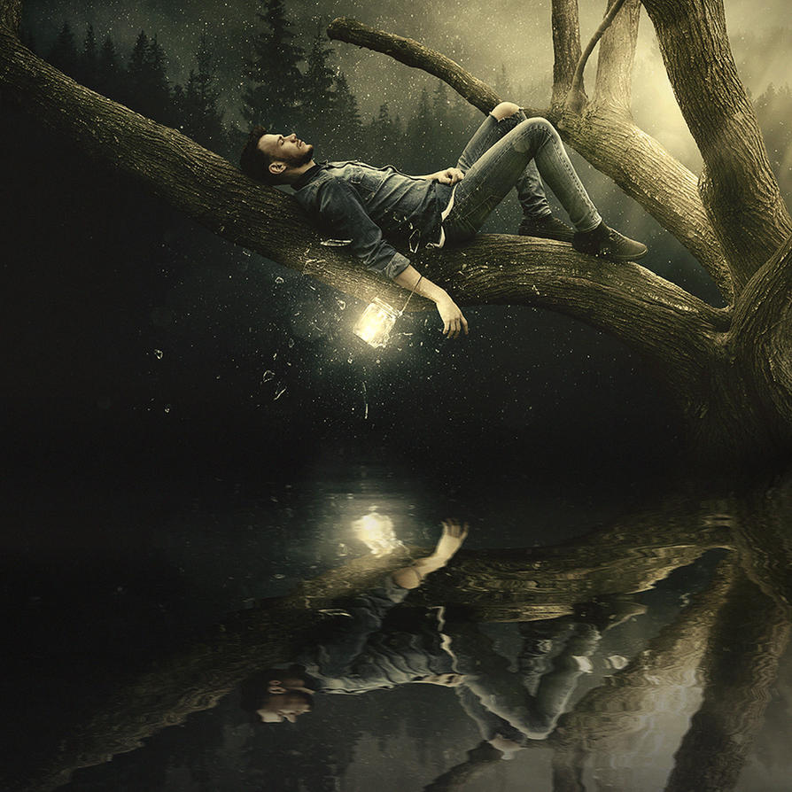 When Light Falls Asleep by MartinStranka