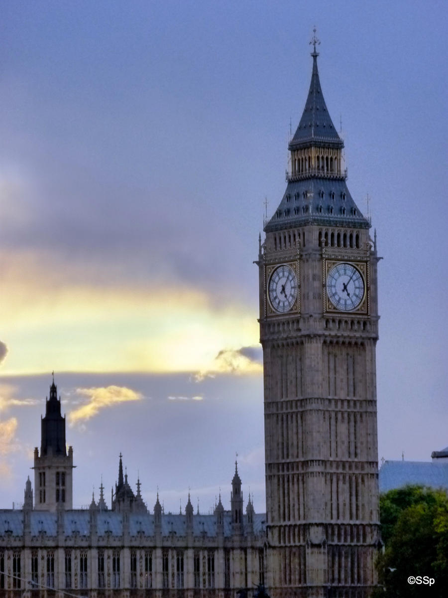 Big Ben 2 by Lionpelt-66