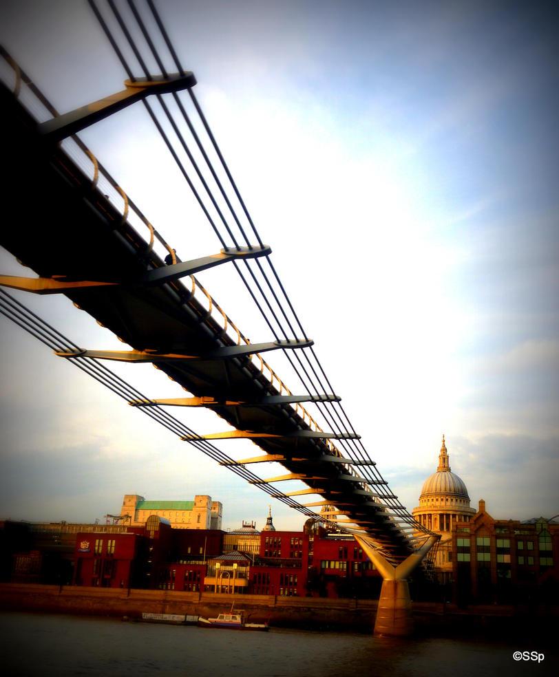 Millennium Bridge by Lionpelt-66