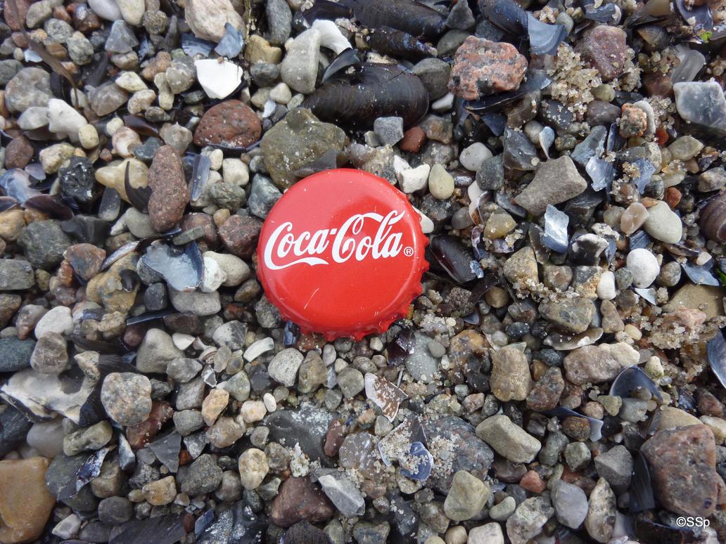 Coca-Cola 2 - stones by Lionpelt-66