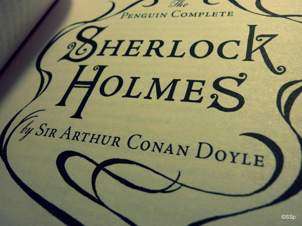 Sherlock Holmes by Lionpelt-66