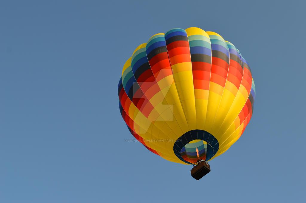 Hot-Air Balloon by Lionpelt-66