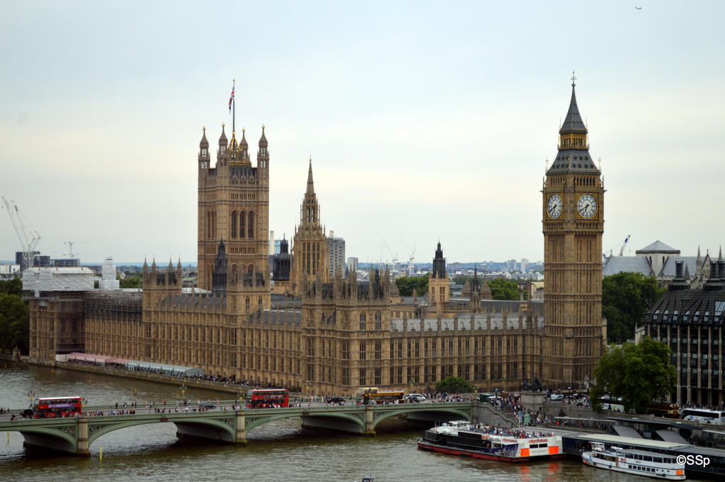 Houses of Parliament by Lionpelt-66