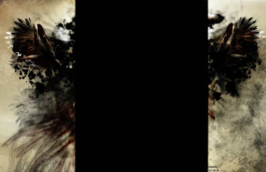 Myspace Wings by ZommCarcass