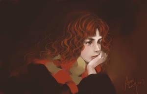 Hermine Granger by woshibbdou