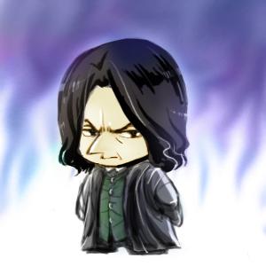 Q-Severus Snape-02 by woshibbdou