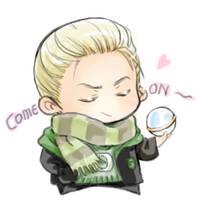 Q-Draco Malfoy-come on by woshibbdou