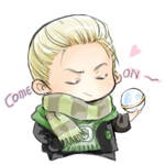 Q-Draco Malfoy-come on