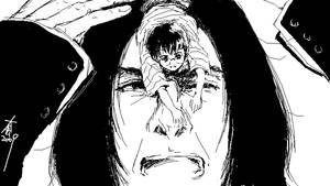 takamin  Severus snape and hp2