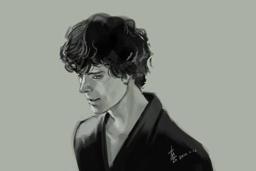 Sherlock 2010 by woshibbdou