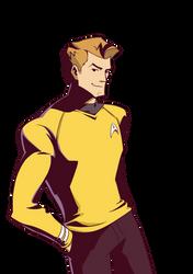 PV Series  ST TOS Kirk