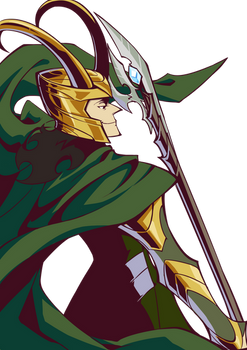 PV Series The Avengers Loki