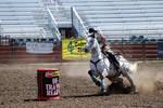 CWU Rodeo: Barrel Racing